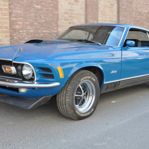 1970 Ford Mustang Fastback 351cui V8