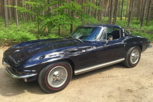 1964 Chevrolet Corvette C2 Coupe 327ci 4-Gang